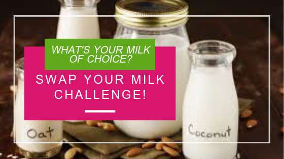 Swap your milk challenge