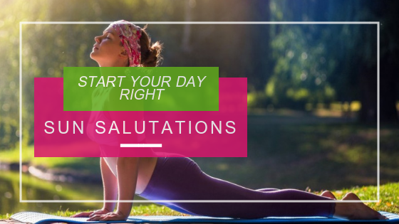 Start Your Day Sun Salutations