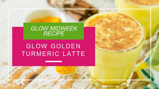 GLOW Golden Turmeric Latte