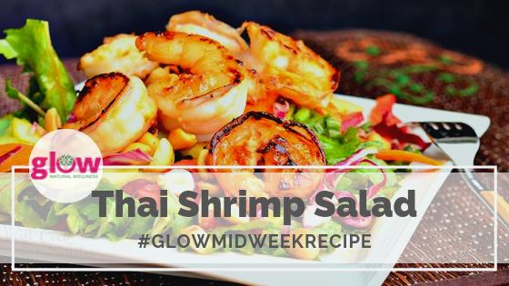 Thai Shrimp Salad