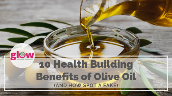 10 Health Building Benefits of Olive Oil