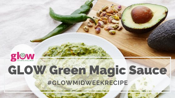 GLOW Green Magic Sauce