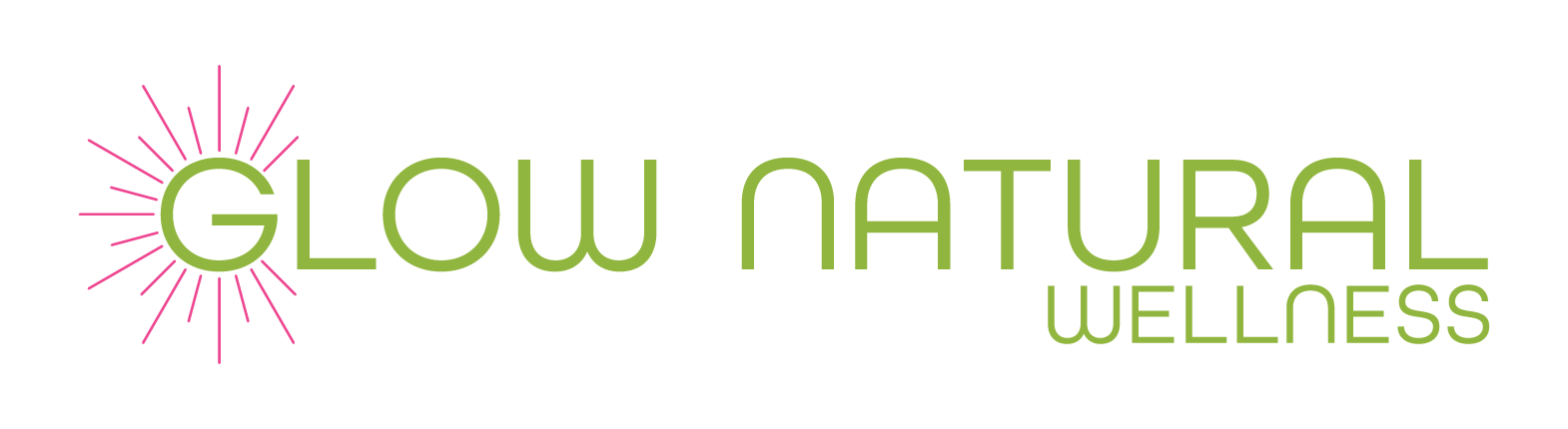 Glow Natural Wellness Logo