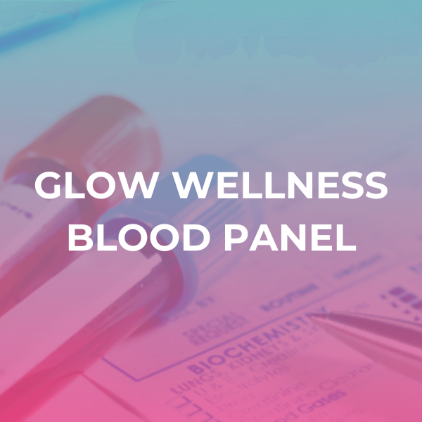 Glow Wellness Blood Panel