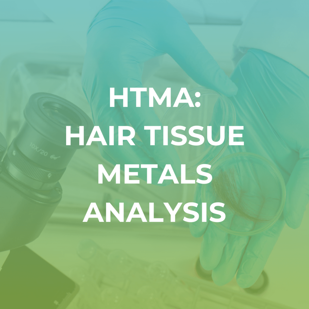Hair Tissue Metals Analysis