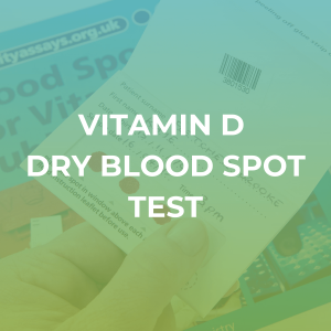 Vitamin D Dry Blood Spot Test