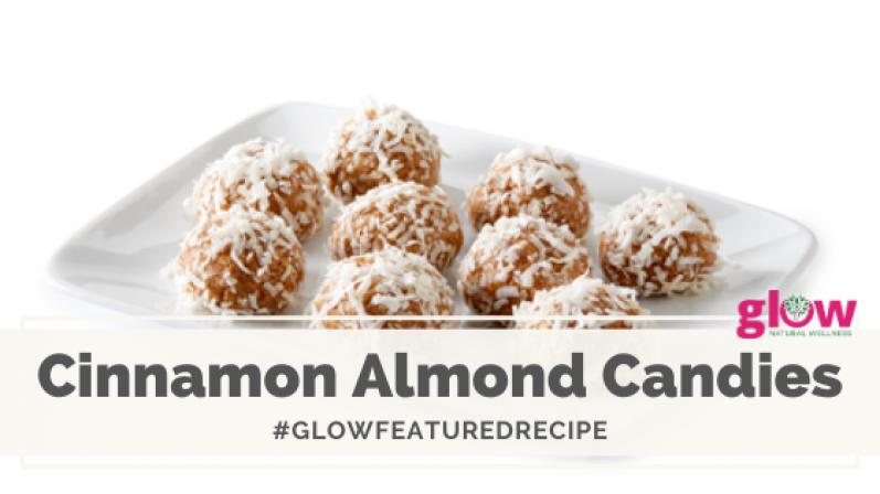Cinnamon Almond Candies