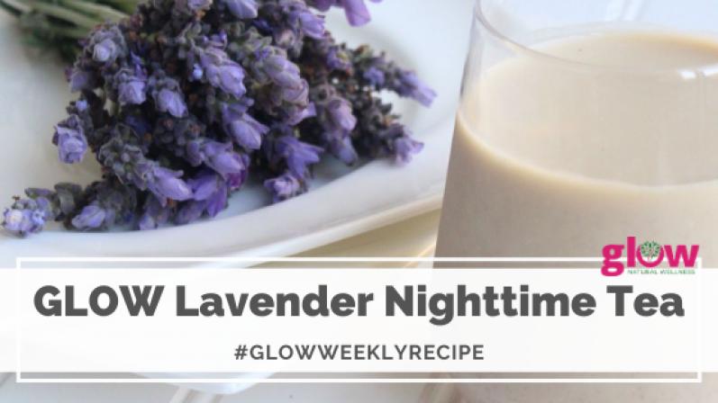 Lavender Nighttime Tea