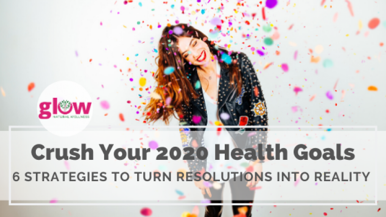6 Strategies to turn resolutions into reality